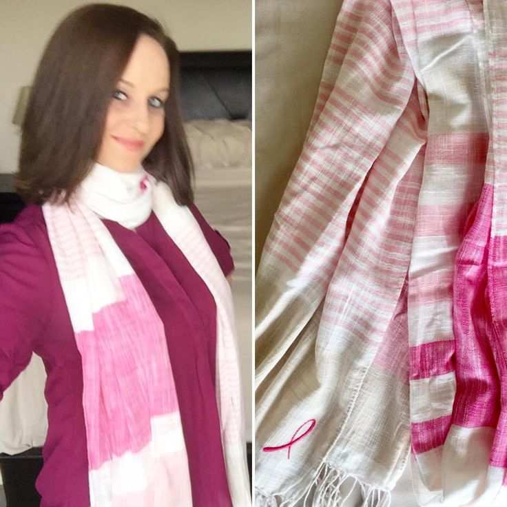 """16 Likes, 4 Comments - Heather Carr (@hethrgood) on Instagram: """"I'm showing off Avon's Breast Cancer Crusade Pink Pride Scarf today too! #AvonFashion #AvonClothing…"""""""