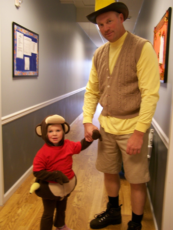 Halloween costumesYellow Hats, Halloween Costumes, Cute Halloween, Http Besthaloweencostumes Com, Cute Ideas, Curious George Costumes, Costumes Ellyg, Funny Costumes, Costumes Ideas