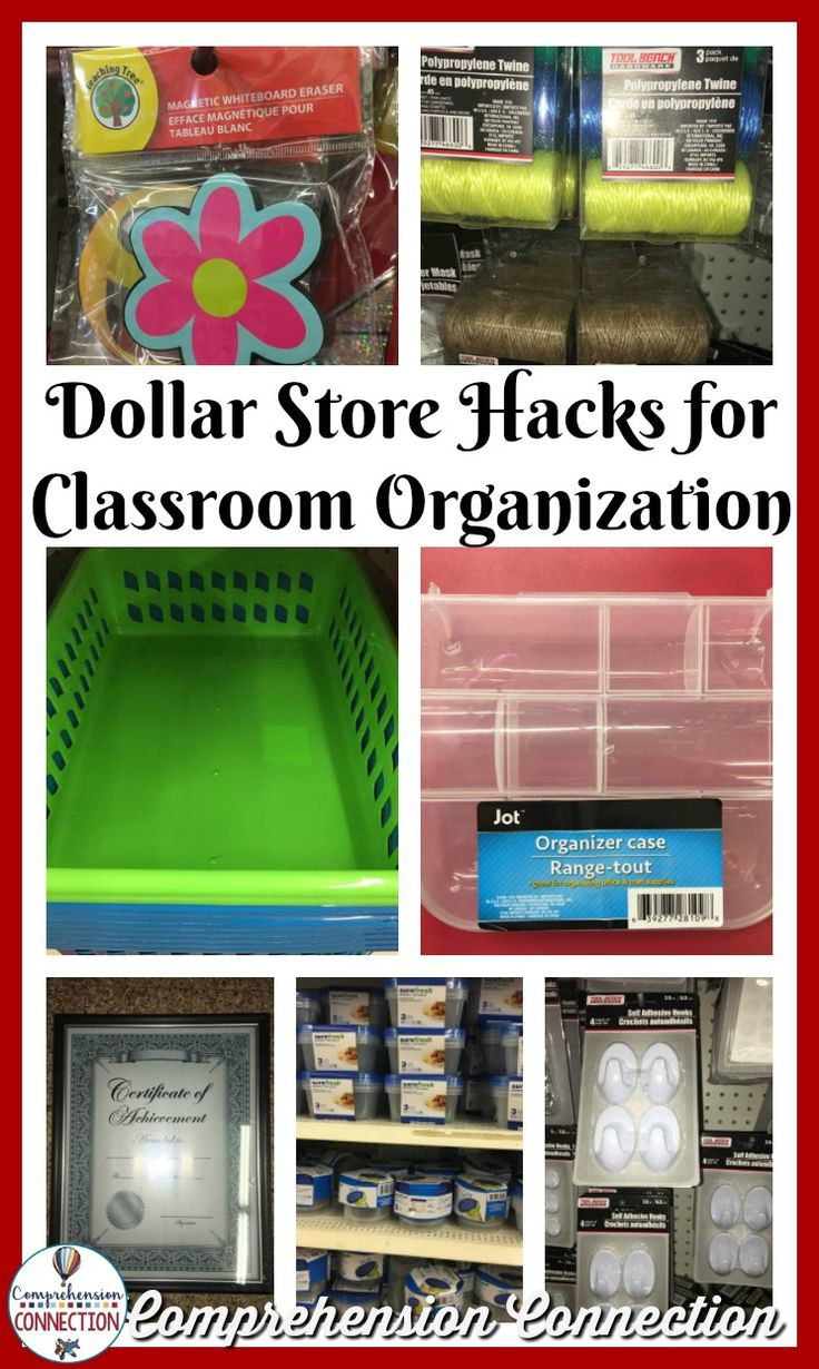 133 best Dollar store hacks and organization images on Pinterest ...