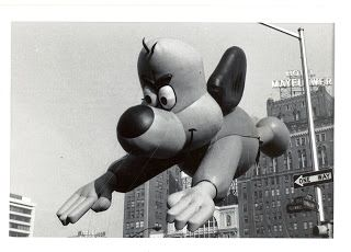 1964 macys parade   staple of the macy s thanksgiving day parade since 1965