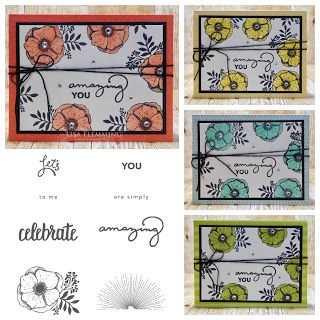 Peanuts and Peppers Papercrafting: Try It Thursday - Amazing You Tutti-Frutti Card Set