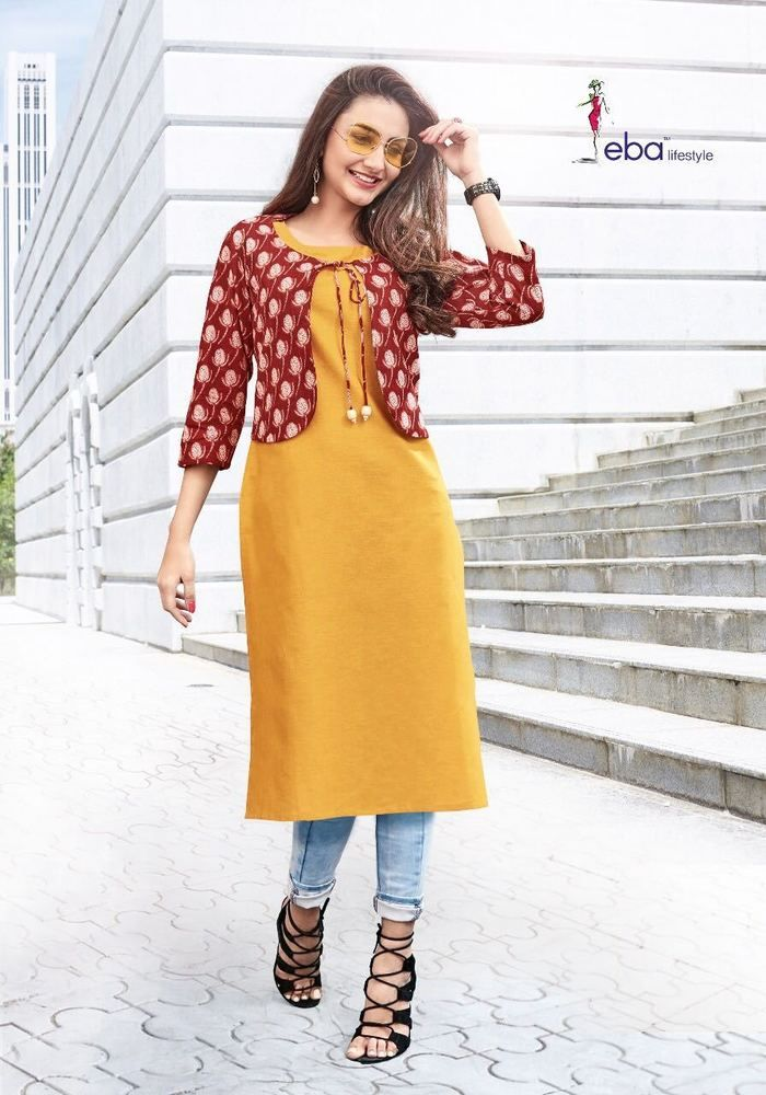 70de940509f Indian Bollywood Kurta Kurti Designer Women Ethnic Dress Top Tunic New Gown  VRJ #Handmade #IndianKurtiKurta #AnyoccasionCasualEveningGownPartyFestive