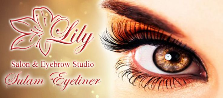 Sulam Eyeliner By Lily Salon And Eyebrow Studio