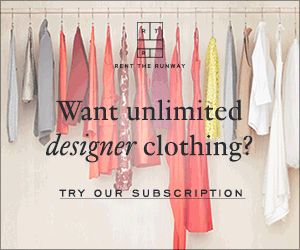 Rent the Runway Unlimited Monthly Clothing Subscription + 20% OFF Rent the Runway monthly clothing subscription gives you access to unlimiteddesigner dresses, accessories, tops, skirts and more on rotation. Select 3 items at a time to keep as long as you want and exchange anytime.  #clothing #clothingsubscription #clothingrental #subscriptionbox #fashion #whattowear #designerclothing #designer #renttherunwayunlimited