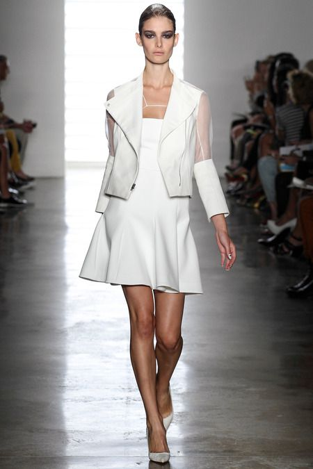 Cushnie et Ochs Spring 2014 Ready-to-Wear