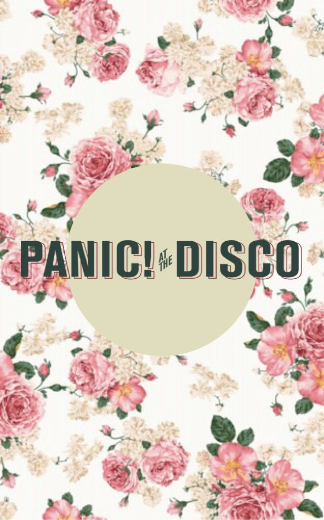 Panic  At The Disco WallpaperPanic At The Disco Logo Wallpaper