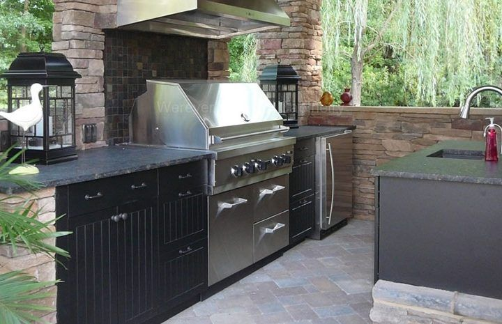 Outdoor Kitchen Cabinets Decorifusta Prefab Outdoor Kitchen Outdoor Kitchen Appliances Outdoor Kitchen Countertops