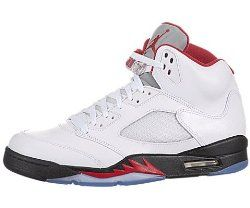 Nike Men's Air Jordan V 5 Retro Basketball Shoe – Jordans for Sale Cheap