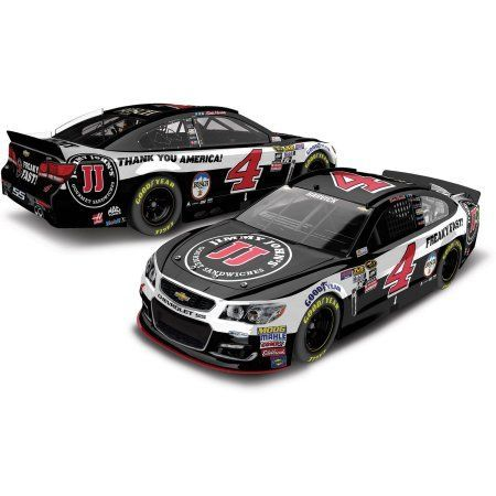 Lionel Racing Kevin Harvick #4 Jimmy John's 2016 Chevrolet SS Nascar Diecast Car, 1:24 Scale ARC Hoto, Multicolor