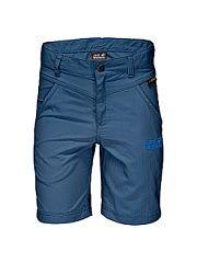 Шорты SUN SHORTS K Jack Wolfskin.  Легкие шорты с защитой от ультрафиолетового излучения.