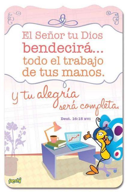 α JESUS NUESTRO SALVADOR Ω: El Señor tu Dios bendecirá... todo trabajo de tus ...