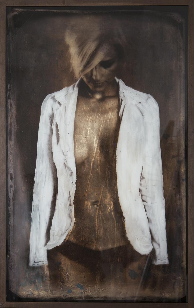 Q, 130x80 cm, Casper Faassen
