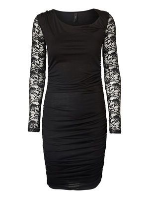 ROCKY LACE DRESS VERO MODA Holiday Countdown contest. Pin to win the style!