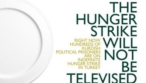 Hundreds of prisoners continue to be on hunger strike across dozens of prisons in Turkey, some of them since 12 September. Description from rojhelat.info. I searched for this on bing.com/images