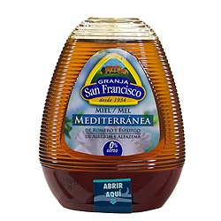 "Rosemary and Lavender Honey ""Granja San Francisco"""