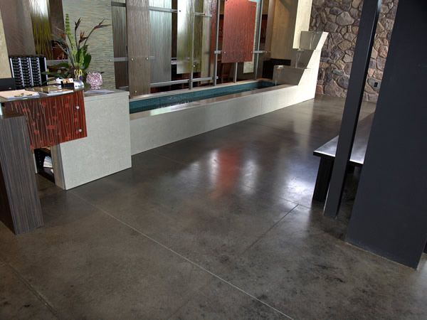 Gray Concrete Flooring : Best home decor and furniture images on pinterest