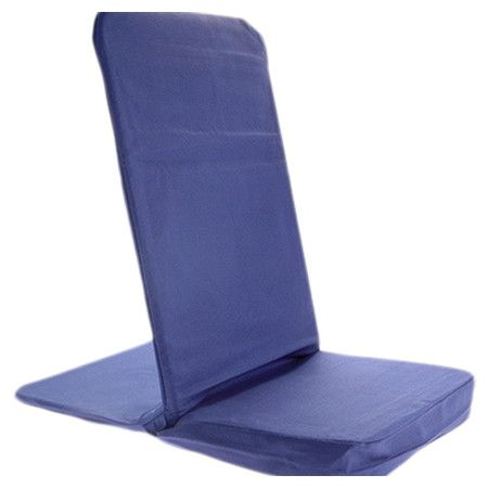 Found It At Wayfair Folding Meditation Chair In Navy