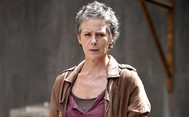 'Walking Dead': Melissa McBride talks about the 'metamorphosis' of Carol | EW.com
