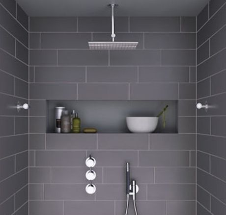 Vola 050A Ceiling Shower   Sydney Tap and Bathroomware