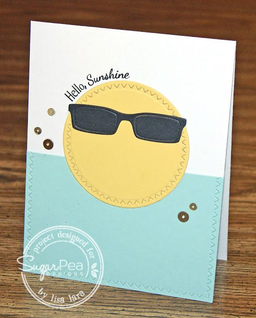 Hello SUNshine - Lisa's Life Lines
