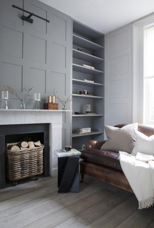 Cassandra Ellis Interior Design  Interior Fittings  Living room designs Living room grey