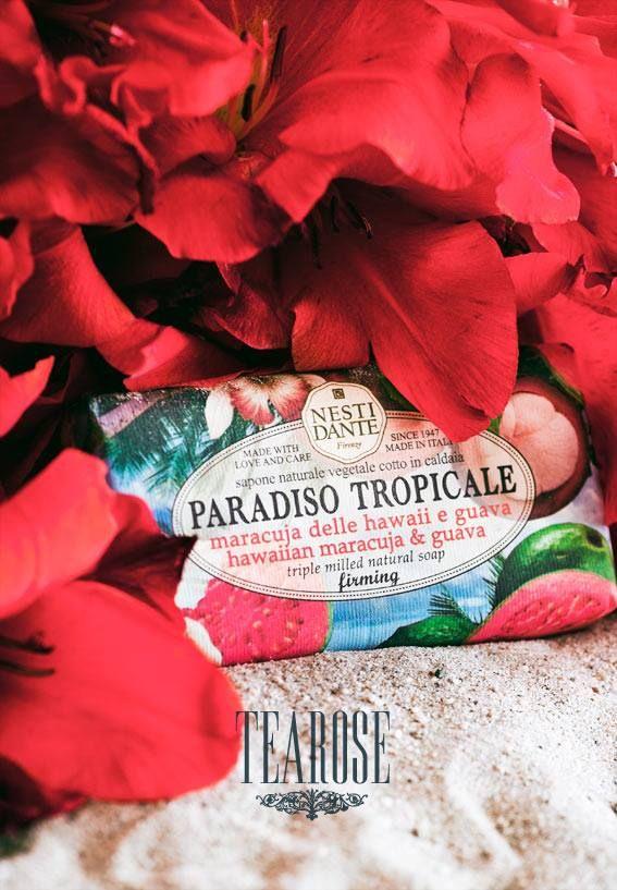 Nesti Dante olasz natúrszappan (Paradiso Tropicale, stb.) | Nesti Dante Italian natural soap (Paradiso Tropical, etc.)