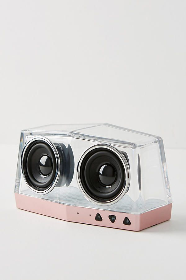 vivitar crystal bluetooth speaker from anthropologie $58