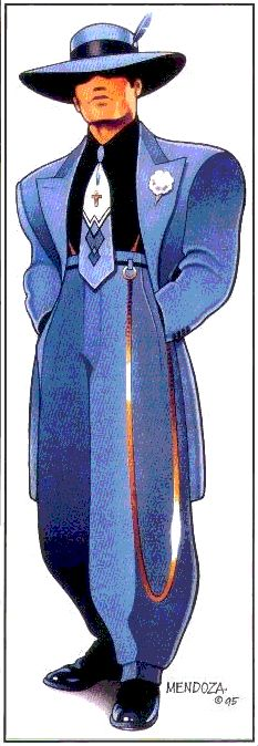 Pachuco zoot suit