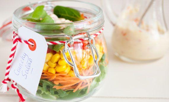 Insalate estive: come preparare le insalate per un pic nic! | Cambio cuoco