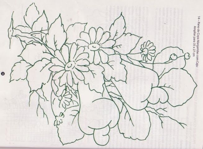 Copic Markers Books To Paint Fabric Painting Fruit Molds Flower Free Embroidery Crafts