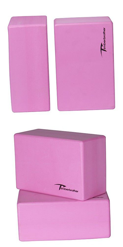 Image result for Timberbrother Set of 2 Yoga Blocks