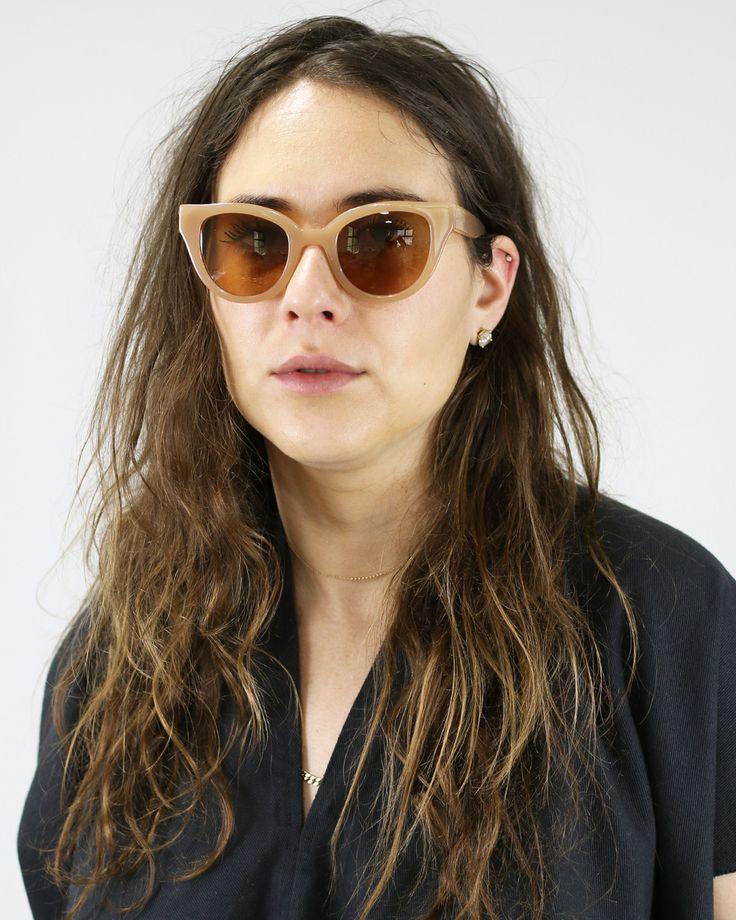 barton // sap + sandstorm Square sunglasses women