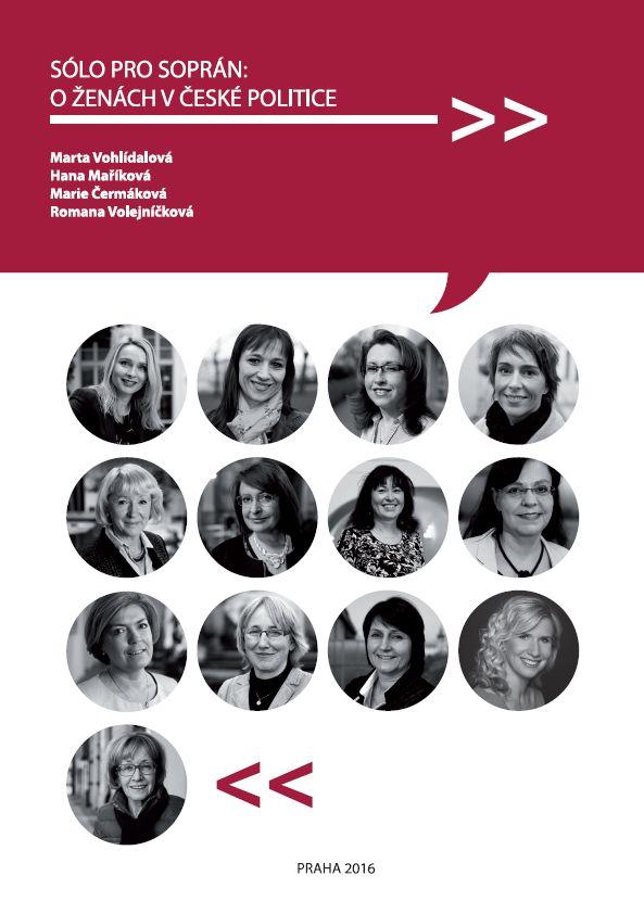 Sólo pro soprán: O ženách v české politice