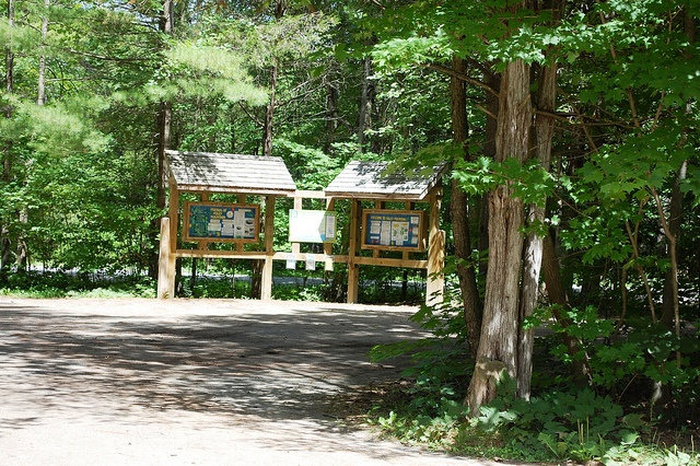 Westport, Ontario - Foley Mountain Conservation Area