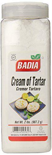 Badia Cream of Tartar, 2 Pound Badia