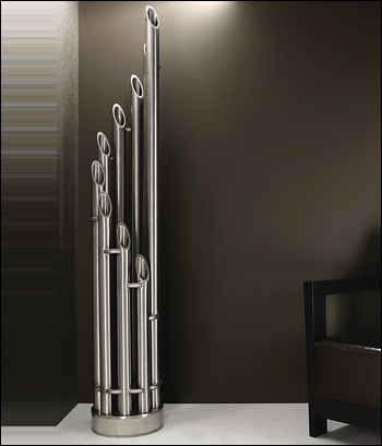 I don't even need a radiator but this reminds me of a pipe organ and is kind of amazing.