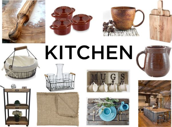 Add Norwegian Lifestyle: Friday Finds Dream Kitchen