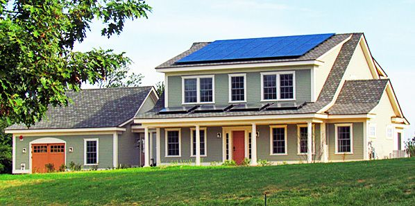 National Institute of Standards and Technology's Net-Zero Energy Test House is Inhabited by a Virtual Family