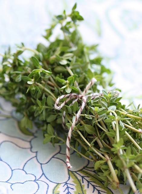 Thyme -fights bacteria, clears acne | Power Foods ...