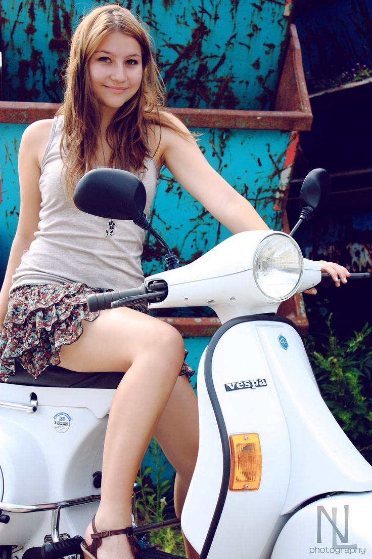 Vespas ladies scooter and scooters on pinterest