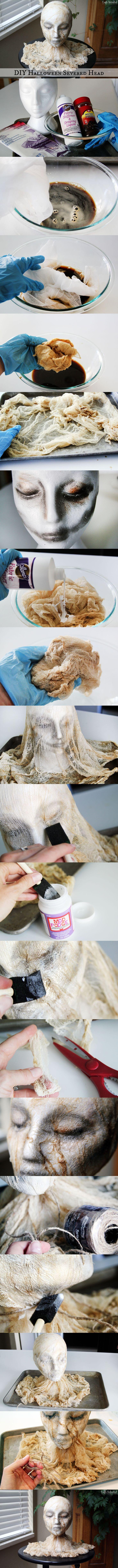 Best 25+ Scary halloween decorations ideas on Pinterest   Spooky ...