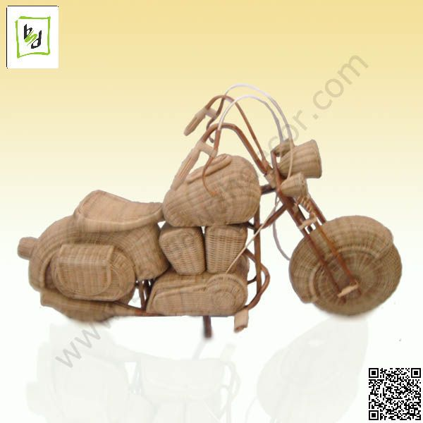 Bis Harley miniature rattan by #balisawahdecor see more at www.balisawahdecor.com