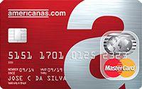 cartão de crédito Cartão de Crédito Americanas.com MasterCard