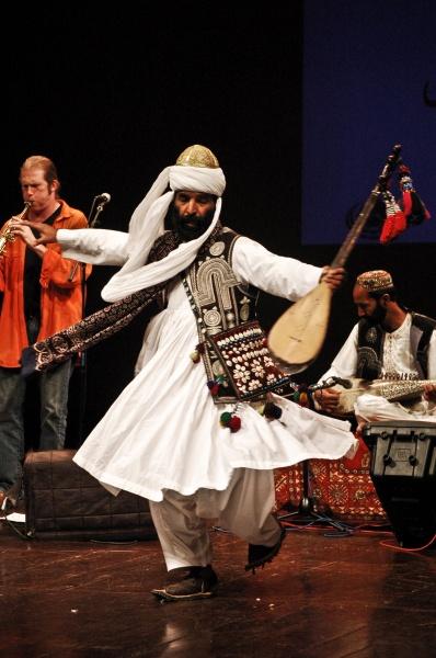 Balochi Singer And Dancer Akhtar Chanal Zahri Collection