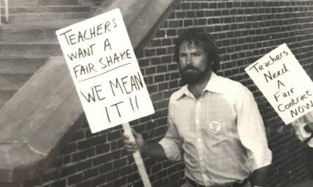 Marissa Mcginley A Fourth Grade Teacher At Coronado Heights Elementary School In Oklahoma City Followed In Her Parent Elementary Schools Teacher Fourth Grade