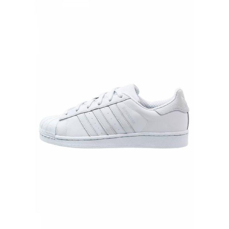 SUPERSTAR ADICOLOR - Sneaker low - halo blue by adidas Originals
