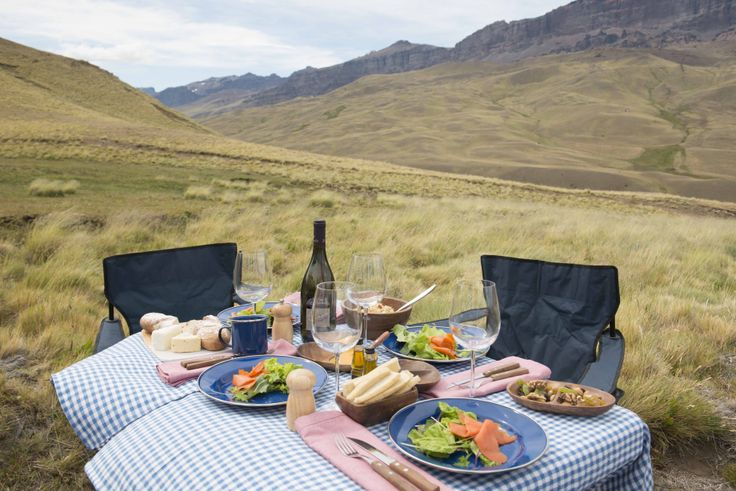After exploring Torres del Paine National Park, how about stopping for a different sort of Patagonian picnic?