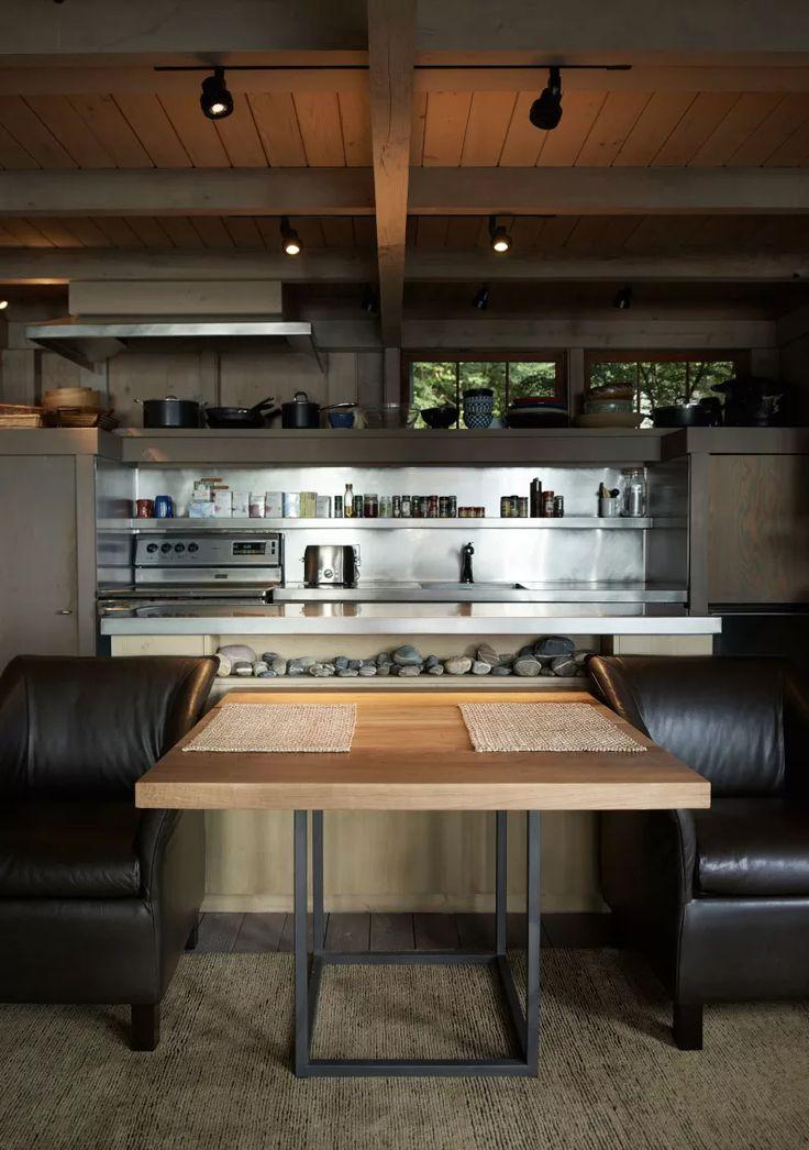 120 best Ambiance CABANE   CABINS images on Pinterest Lake cottage - faire un sauna maison