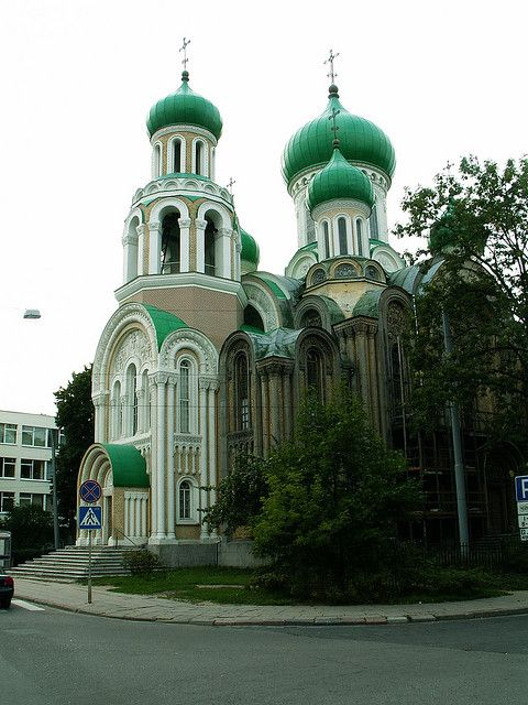Vilnius - Romanov Church - Lituania