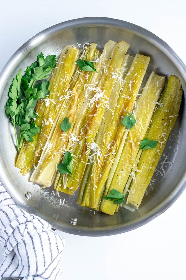 If youre unsure about how to cook leeks heres your go